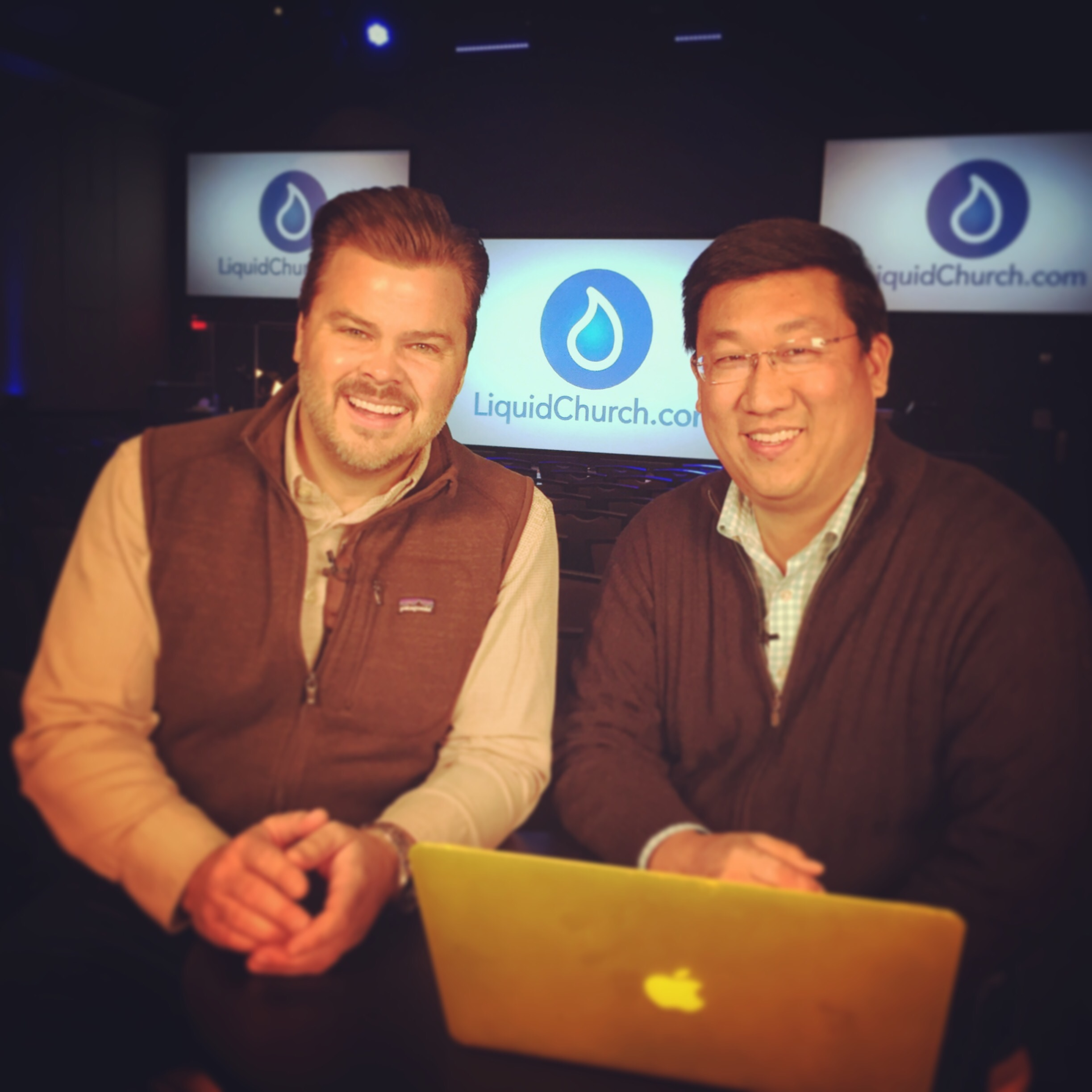 Liquid Church Online / Tim Lucas Kenny Jahng