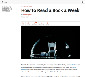 speed reading - how to read a book a week