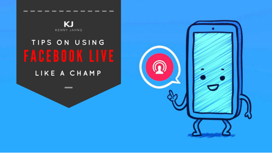 Facebook Live Tips List