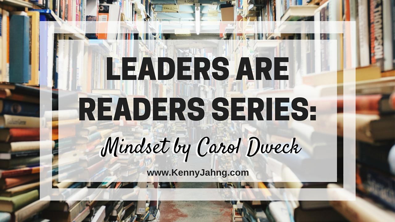 LEADERS ARE READERS SERIES-