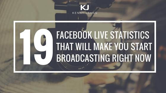 Facebook Live Video Life of Statistics