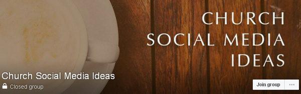 Church Social Media Ideas