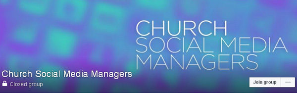 Church Social Media Managers