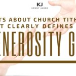 church tithing defines generosity gap