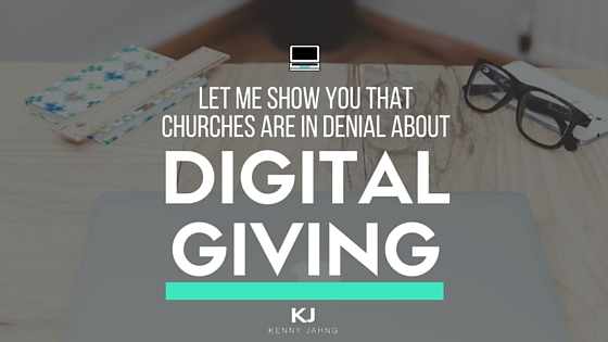 Stats Churches Are Ignoring About Online Giving