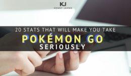 statistics pokemon go