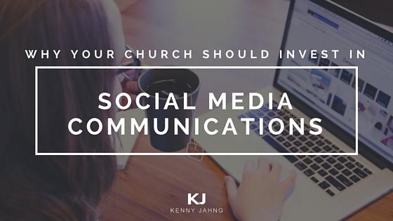 CHURCH INVEST SOCIAL MEDIA
