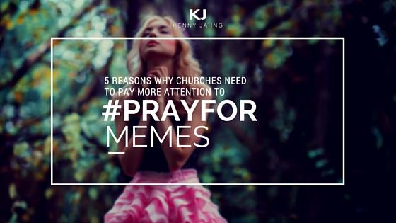 #prayfor memes