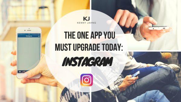 One App You MUST Upgrade Today Instagram