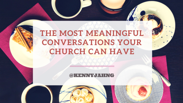 culture relevant church conversations