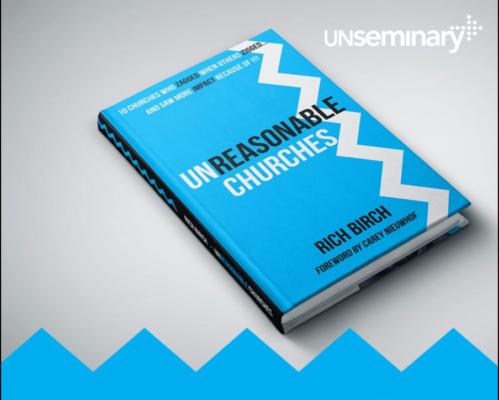 Unreasonable Churches book discount