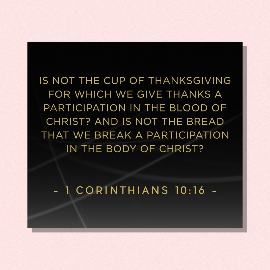 thanksgiving social media 1 corinthians