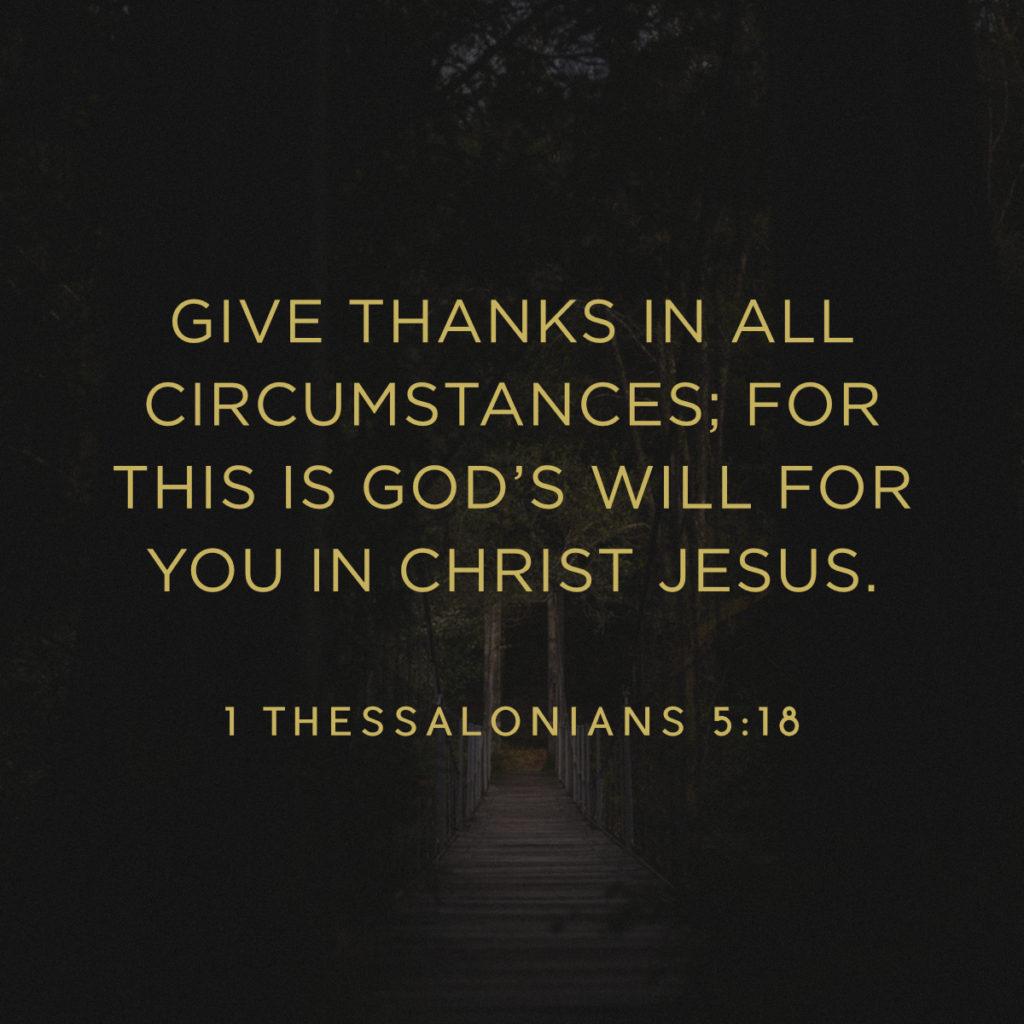 thanksgiving social media 1 thessalonians