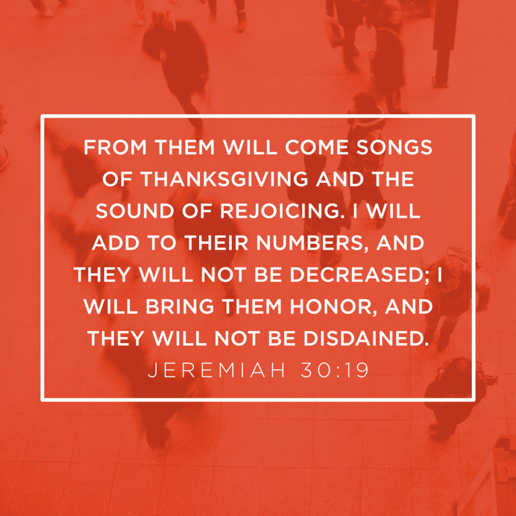 thanksgiving social media jeremiah