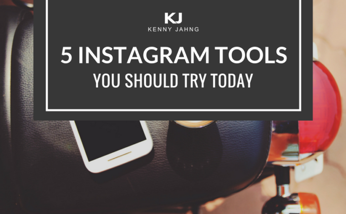 5 Instagram Tools You Should Try Today