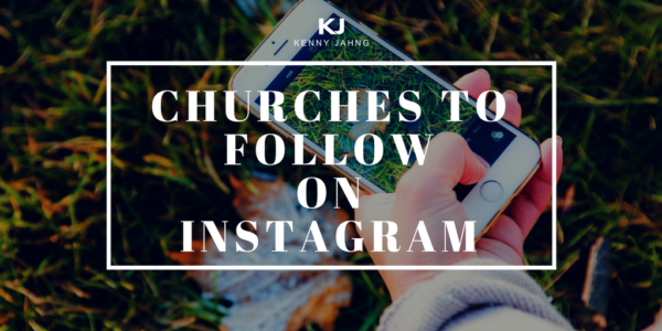 Churches to follow on Instagram