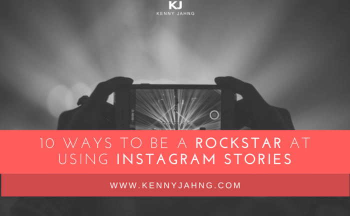 10 Ways to be a Rockstar at Using Instagram Stories