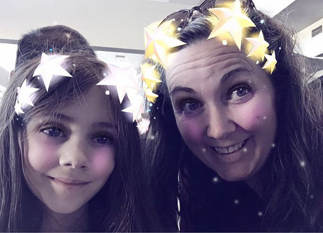 Snapchat Filters for Instagram Stories