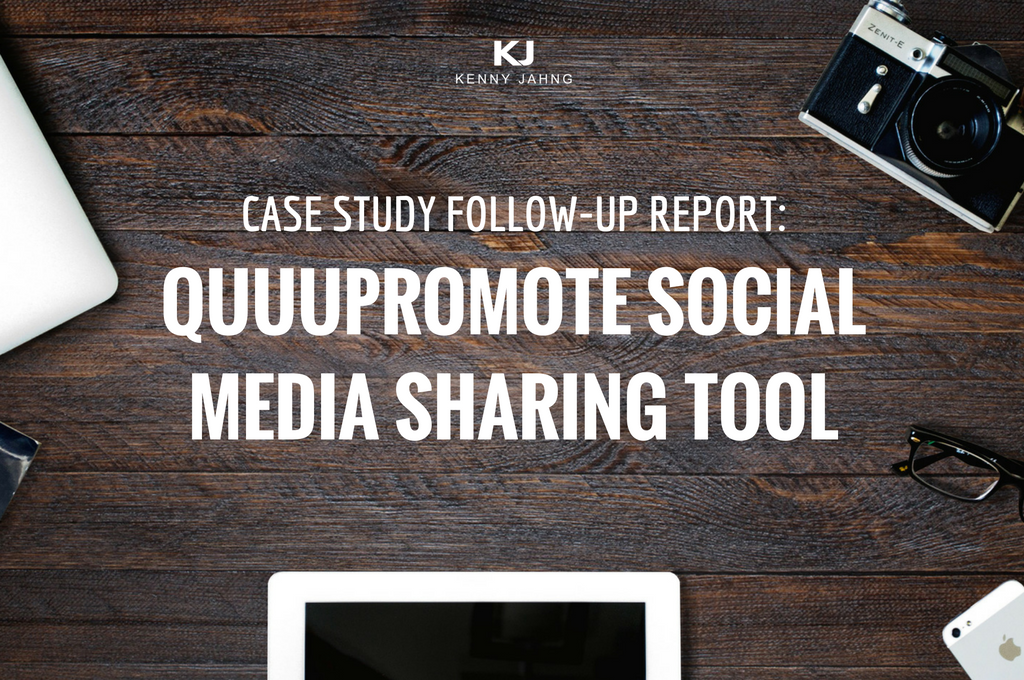 QUUUPROMOTE SOCIAL MEDIA SHARING TOOL