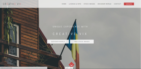 creative vix