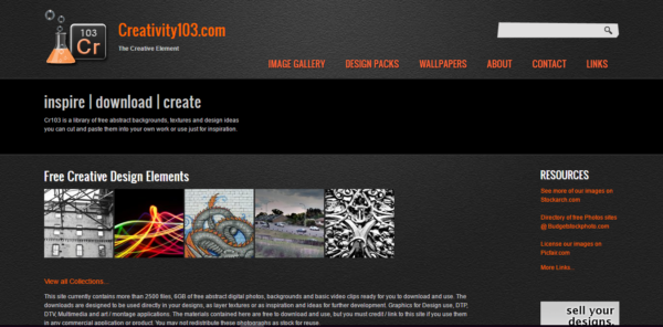 creativity 103