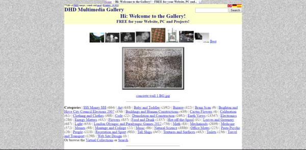 DHD Multimedia Gallery