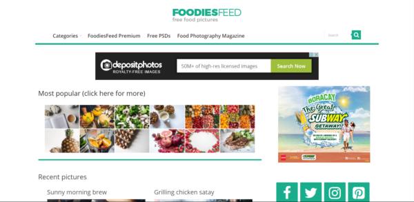 foodie's feed