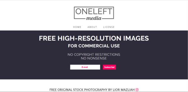 oneleft media
