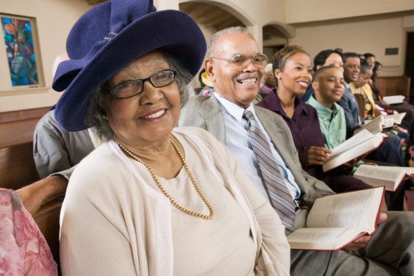 church welcoming environment