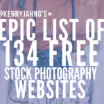 Epic List of Free Stock Photography Websites