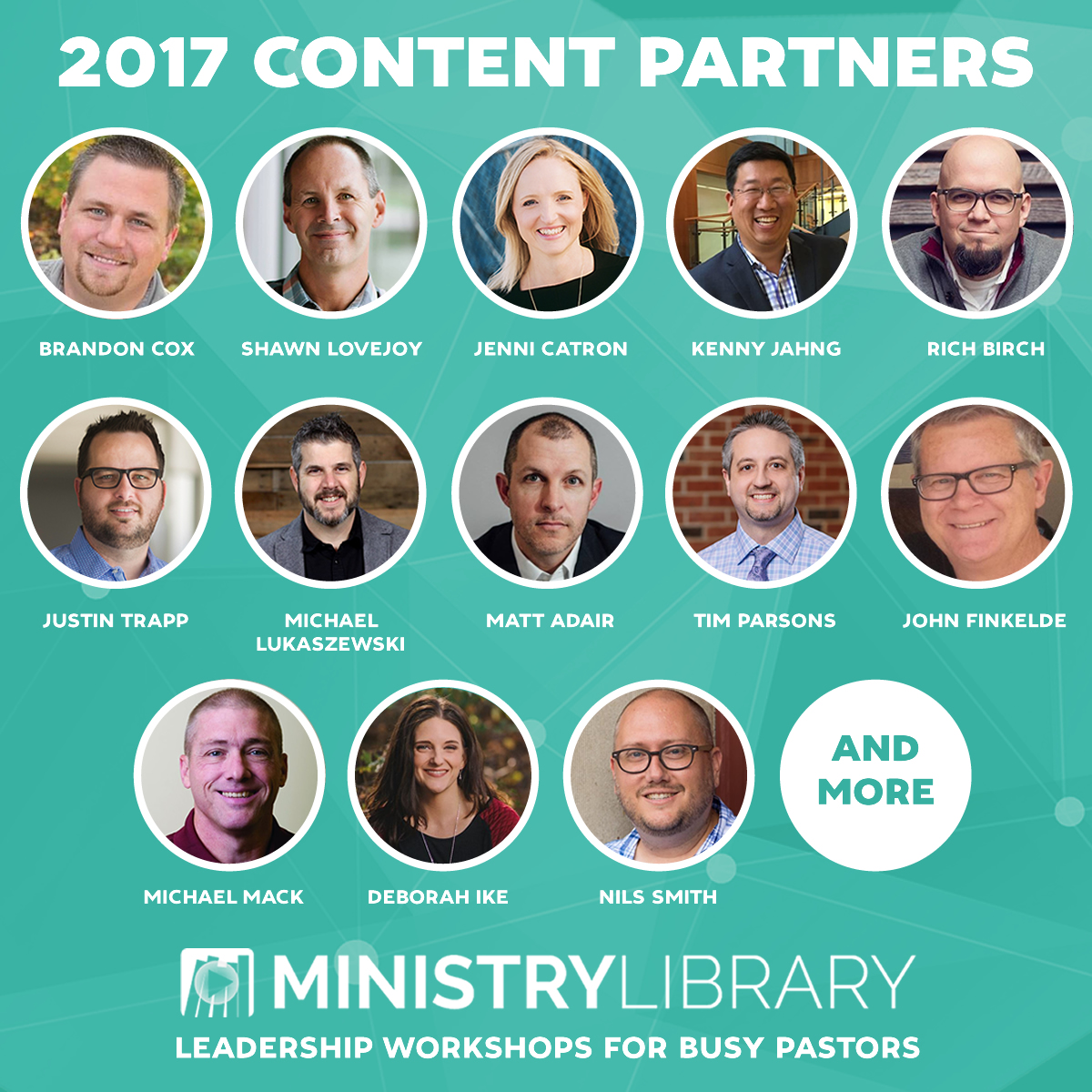 Ministry Library content teachers