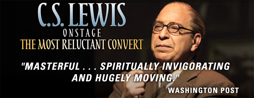 The Most Reluctant Convert - CS Lewis