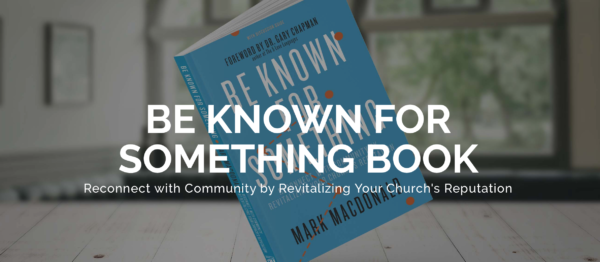 be known for something book