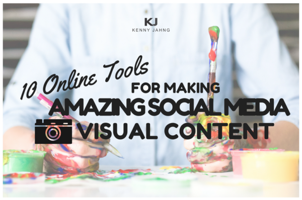 10 Online Tools For Making Amazing Social Media Visual Content
