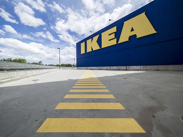 IKEA example of defined user experience