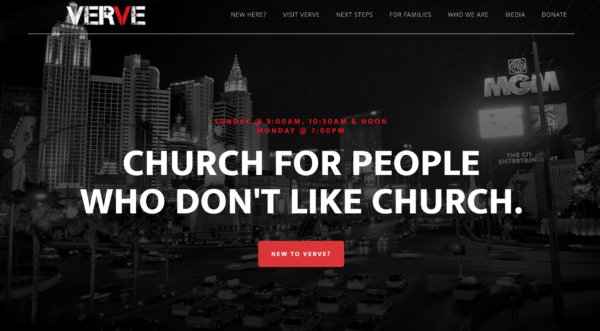 Verve Church Las Vegas