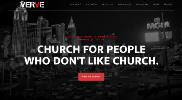 Verve Church Las Vegas