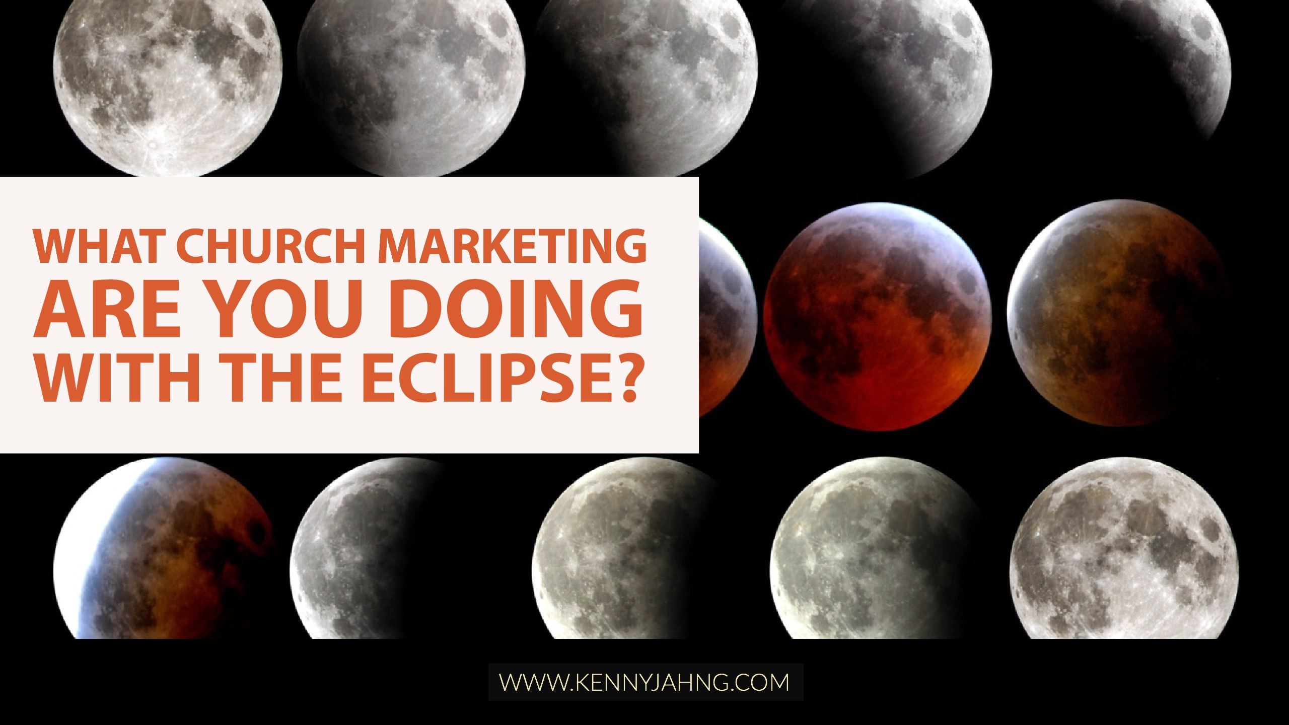 solar eclipse 2017 and church marketing