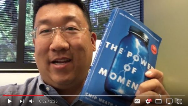 Power of Moments - Dan Heath Chip Heath