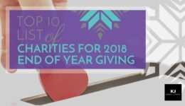 top 10 list of charities